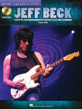 Beck Jeff Signature Licks Step By Step Breakdown Guitar + Cd - Guitar