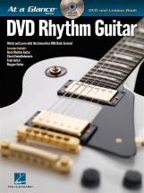 At A Glance Dvd Rhythm Guitar Tab + Dvd - Guitar Tab