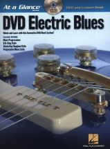 At A Glance Dvd Electric Blues + Dvd - Guitar