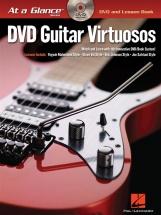 At A Glance Dvd Guitar Virtuosos + Dvd - Guitar