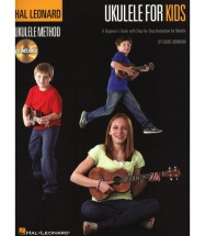 Ukulele Method For Kids + Cd