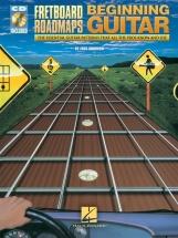 Sokolow Fred Fretboard Roadmaps For The Beginning Guitarist + Cd - Guitar