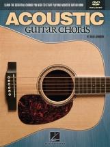 Johnson Chad Acoustic Guitar Chords + Dvd - Guitar