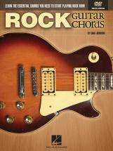 Johnson Chad Rock Guitar Chords Learn Essential + Dvd - Guitar