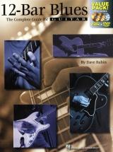 12 Bar Blues Combo Pack Guitar + Cd/dvd - Guitar Tab