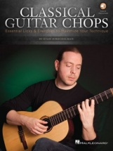 Hirschelman Evan - Classical Guitar Chops