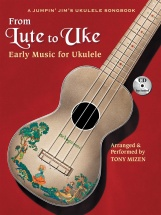 From Lute To Uke Early Music For Ukulele + Cd - Ukulele
