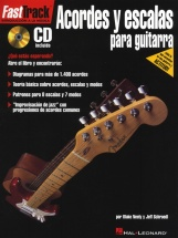 Fast Track Guitar Chords And Scales Spanish Edition + Cd - Guitar