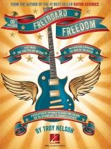 Nelson Troy Fretboard Freedom Guitar + Cd - Guitar Tab