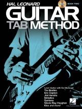 Guitar Tab Method 2 Tab + Cd - Guitar