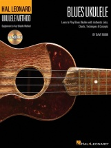 Ukulele Method Blues Ukulele Licks Chords Techniques + Cd - Ukulele