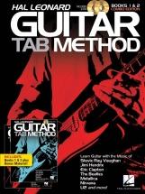 Guitar Method Books 1 And 2 Combo Edition+ 2cd - Guitar Tab