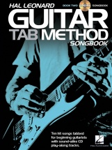 Guitar Tab Method - Songbook 2 - Guitar