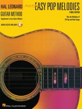 More Easy Pop Melodies 3rd Edition - Guitare + Audio