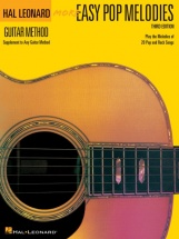 More Easy Pop Melodies 3rd Edition - Guitare