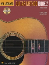 Guitar Method Book 2 + Cd - Guitar