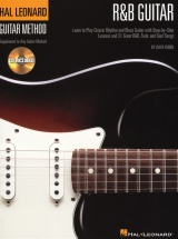 Guitar Method R&b Guitar Tab + Cd - Guitar