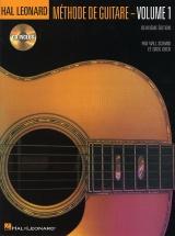 Methode De Guitare En Francais Vol.1 + Cd