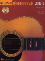 Methode De Guitare Volume 2 - Guitar