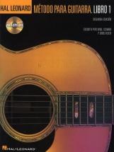 Motodo Para Guitarra  Libro 1 + Cd - Guitar