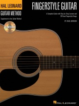 Fingerstyle Guitar Method + Cd - Guitar