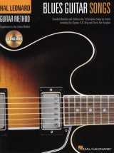 Blues Guitar Songs + Cd - Guitar Tab