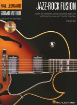 Guitar Method - Jazz-rock Fusion Guitar + Cd - Guitar