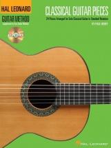 Classical Guitar Pieces + Cd - Classical Guitar
