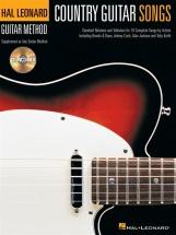 Country Guitar Songs Tab + Cd - Guitar