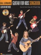 Guitar Method - Guitar For Kids Songbook + Cd - Lyrics And Chords