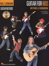 Guitar Method Guitar For Kids Method And Songbook Pack + Cd - Guitar