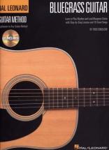 Guitar Method - Bluegrass Guitar + Cd