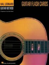 Guitar Method Guitar Flash Cards - Guitar