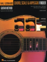 Guitar Method Chord Scale And Arpeggio Finder - Guitar