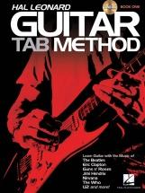 Guitar Tab Method Book 1 + Cd - Guitar Tab