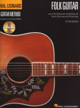 Sokolow Fred  Guitar Method Folk + Cd - Guitar Tab
