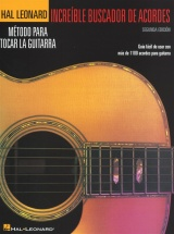 Guitar Method Incredible Chord Finder Spanish Edition - Guitar