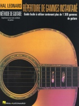 Guitar Method Incredible Scale Finder French Edition - Guitar