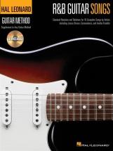 Guitar Method Randb Guitar Songs + Cd - Guitar