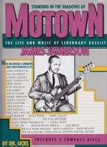 Jamerson James - Standing In The Shadows Of Motown - Basse+cd