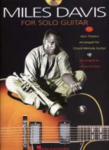 Davis Miles - 15 Jazz Classics + Cd - Solo Guitar