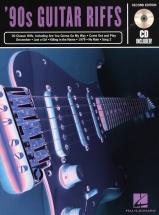 90s Guitar Riffs 2nd Edition + Cd - Guitar Tab