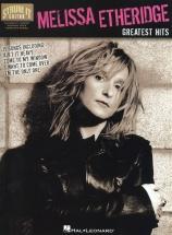 Melissa Etheridge - Greatest Hits - Guitar
