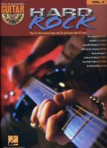 Guitar Play Along Vol.03 - Hard Rock + Cd - Guitar Tab