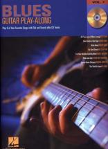 Guitar Play Along Vol.07 - Blues + Cd - Guitare Tab
