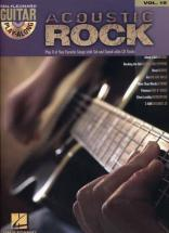 Guitar Play Along Vol.18 - Acoustic Rock + Cd - Guitar Tab