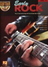Guitar Play Along Vol.11 - Early Rock + Cd - Guitar Tab