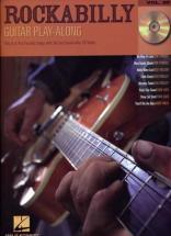 Rockabilly - Guitar Play-along Vol. 20