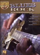 Guitar Play Along Vol.14 - Blues/rock + Cd - Guitare Tab