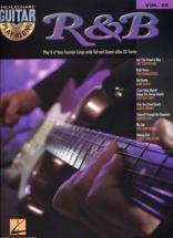 Guitar Play Along Vol.15 - R&b + Cd - Guitar Tab